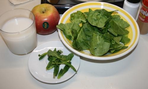01. green smothie en blog de fitness y nutrición