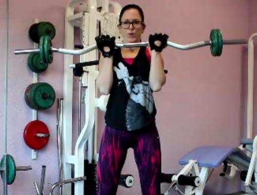 02. Masa muscular y biceps en blog de recetas fitness y blog de fitness para mujeres