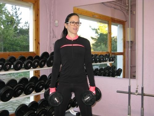 04. Estar más fuerte nunca mas delgada en blog de fitness con recetas fitness