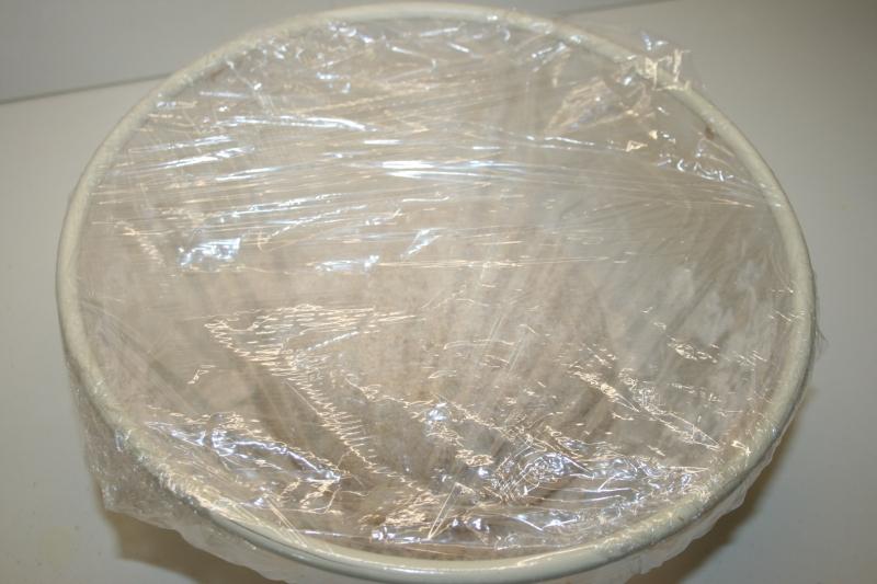 04. Masa cubierta del pan integral de espelta