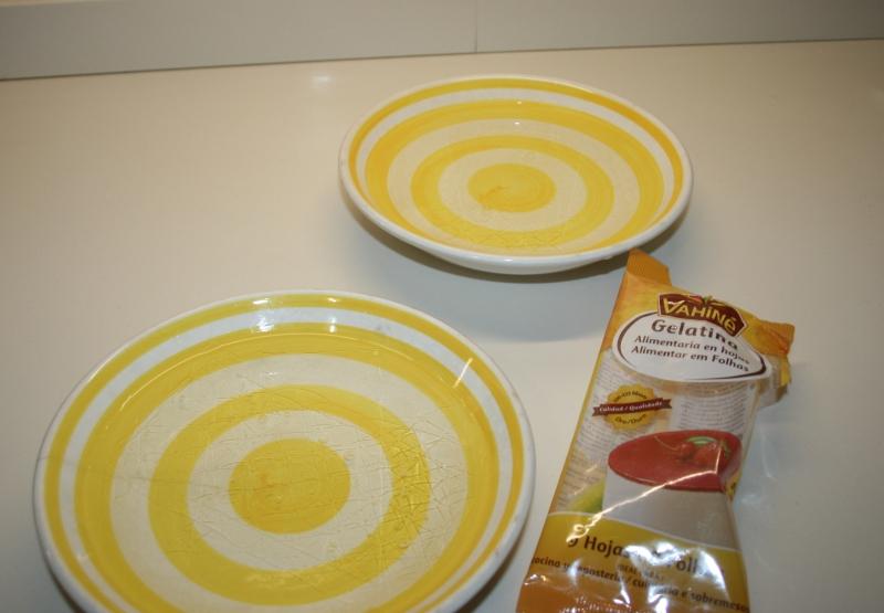 06. E colorante para Crema en tarta fitness de frutas en blog de recetas fitness