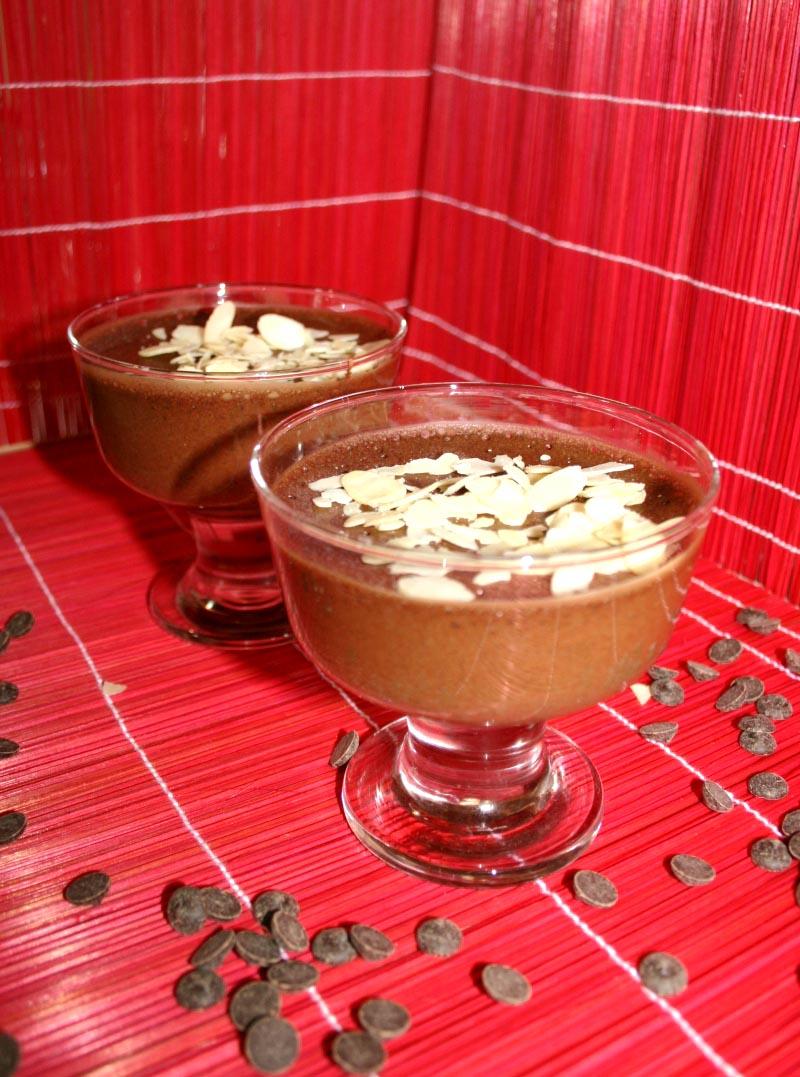 06. presentación de la mousse de chocolate fit 0303