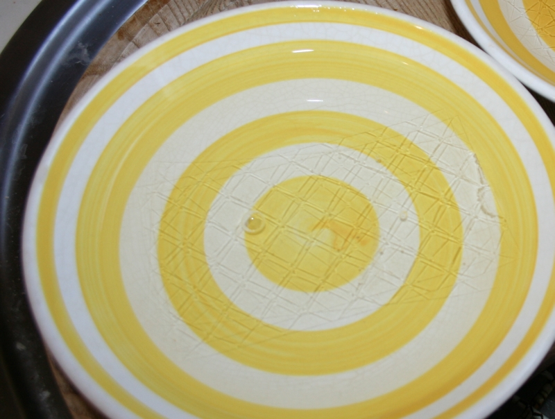 07. Hidratar las gelatinas para la receta fitness de tiramisú