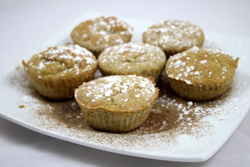 07. Madalenas de limón y semillas de chía en blog de recetas fitness