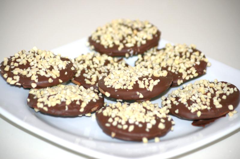 09. Bodegón de las galletas choco bombón en blog de recetas fitness