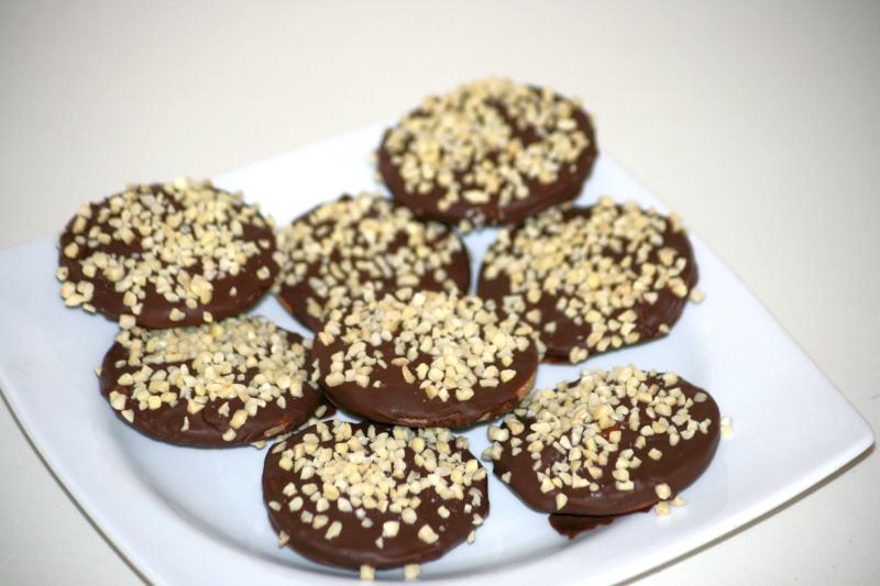 10. Bodegón de las galletas choco bombón en blog de recetas fitness