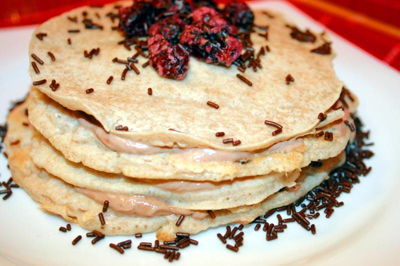 10. presentación de las tortitas fit en blog de fitness