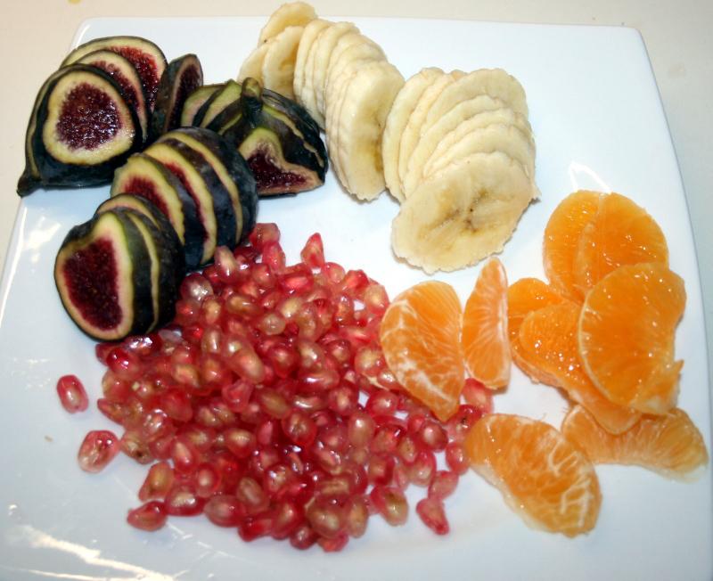 11. Frutas para tarta fitness en blog de recetas fitness