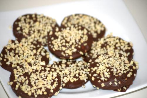 11 pequeña Bodegón de las galletas choco bombón en blog de recetas fitness