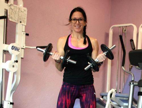 Bíceps para moldear brazos en blog de recetas fitness y blog de fitness