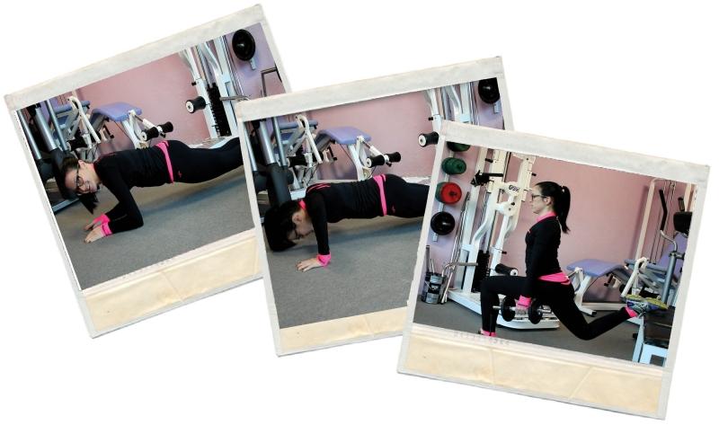 Entreno con circuito fit flash en blog de recetas fitness