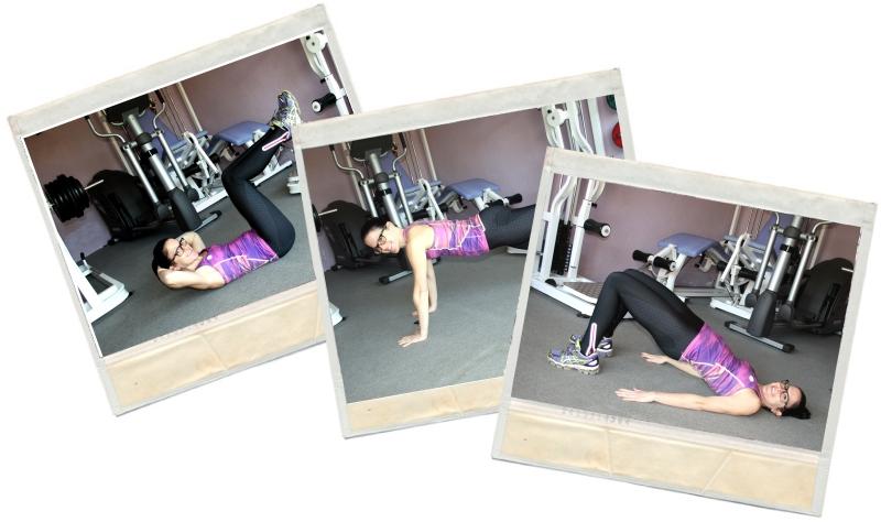 Entreno de core en blog de fitness y blog de nutrición ok