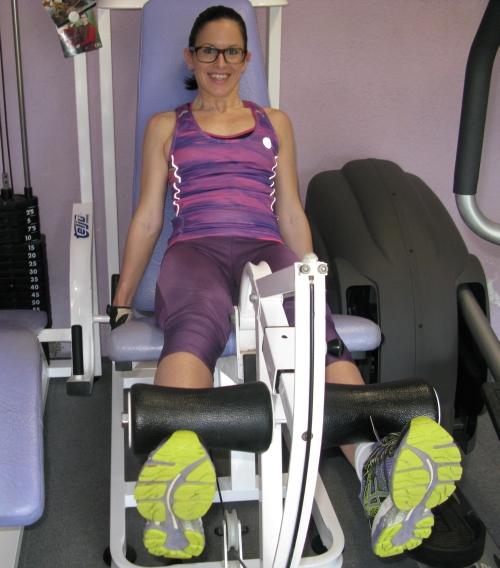 Entreno de piernas para aumentar la masa muscular en blog de fitness y nutrición