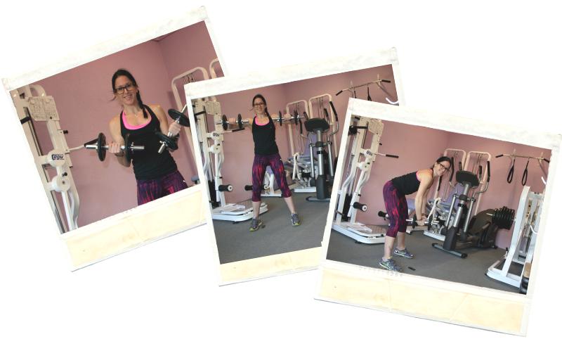 Entreno para moldear brazos en blog de recetas fitness y blog de fitness