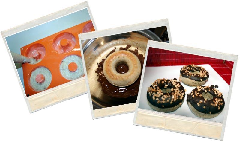 Receta de donuts fit en blog de nutrición