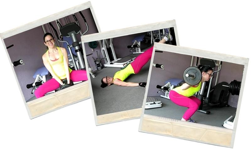 Rutina de glúteos para aumentar la masa muscular en blog de fitness
