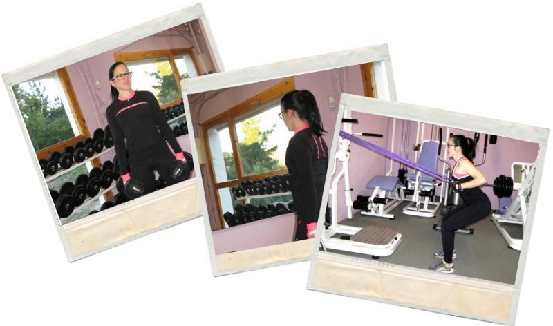 Ser una mujer más fuerte en blog de fitness para mujeres