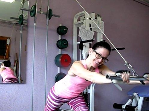 entreno de bíceps y triceps en blog de fitness y blog de nutrición home