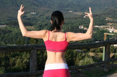 punto medio en blog de fitness con recetas fitness
