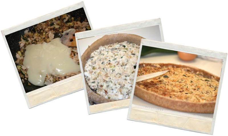 pastel de calabacín en blog de recetas fitness
