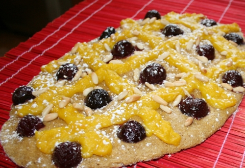 20. Tarta de Sant Joan Fit en blog de fitness peque